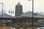 Elkins Park Train Station  [Mark Wallace photo]